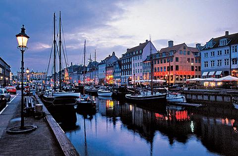 Copenhagen-Dusk
